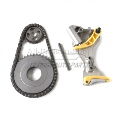 Oil Pump Chain Tensioner Kit For Audi A4 A6 VW Passat 2.0TDI 03G 103 333 E 03G 115 124 D 03G 115 230 03G 105 173