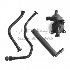 Oil Separator Kit For BMW 11 61 7 503 520 11 15 7 533 346 11 15 7 503 524 11 15 7 503 523 11617503520 11157533346 11157503524 11157503523