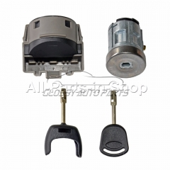 Ignition Switch&Barrel set For Ford Transit MK7 S C B-MAX 1072233 1363940 98AB11572BC BE BG BF 1352959 1062207 1677531 AA6T11572AA AA6T11572AA