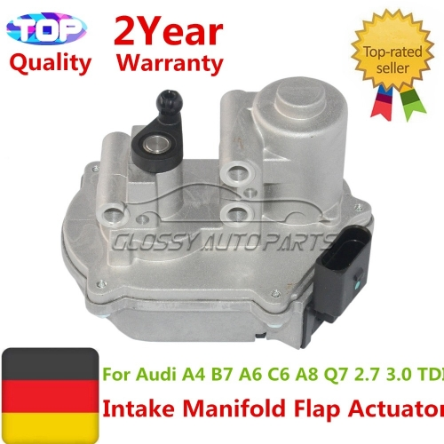 New Intake Manifold Flap Actuator For VW TOUAREG PHAETON PORSCHE, For Audi A4 A5 A6 A7 A8 Q5 Q7 059129086M