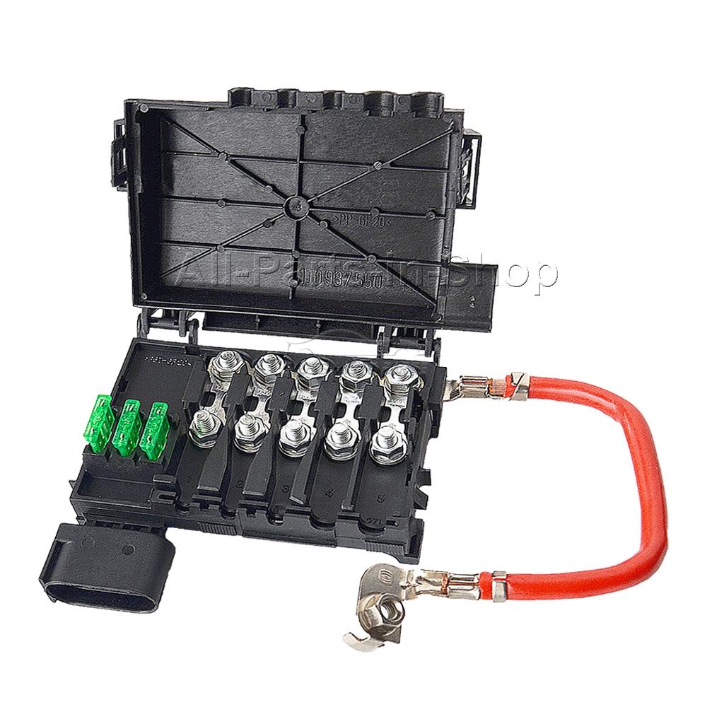 jetta battery fuse box fuse box battery terminal for audi vw jetta golf mk4 beetle 2 0  audi vw jetta golf mk4 beetle 2 0