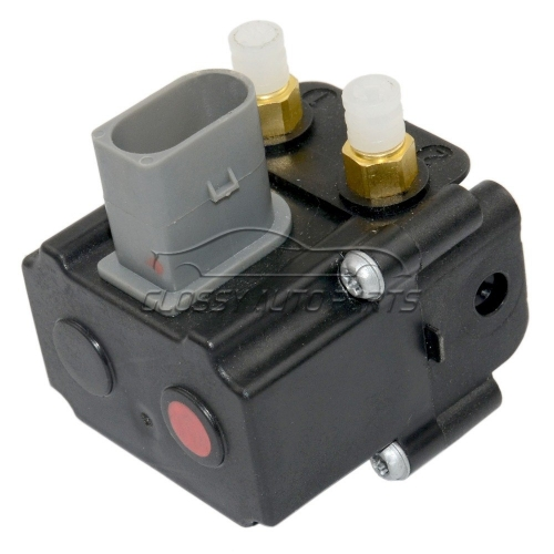 Air Suspension Solenoid Valve Block 37206789937 37206789938 For BMW 5 E61 X5 E70 X6 E71 E72 520 523 525 530 535 545