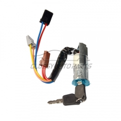 Brand New Ignition Switch with key For CITROEN AX SAXO PEUGEOT 106 405 Since 1991   Ref: 4162.92  416292