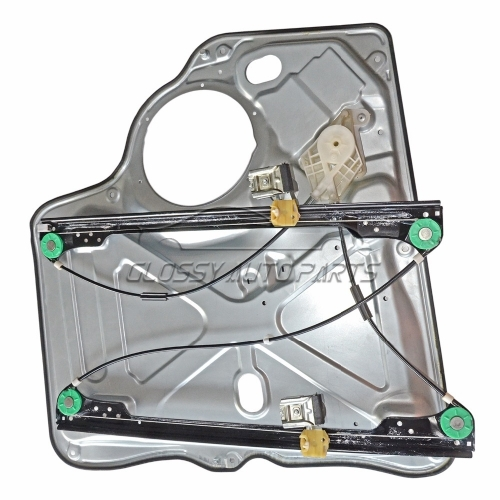 Window Up Complete Metal Plate Front Left For VW T5 Transporter 7H0 837 753 B 7H0 837 753 A 7H0837753B 7H0837753A