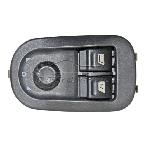 6554.WA 6554WA For Peugeot 206 2002-2013 2014 2015 2016 New Electric Power Window Switch Master Button Control Windows Mirror Switch
