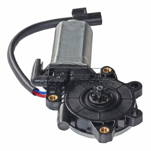 New Front Rhd Electric Window Regulator Motor For Land Rover Discovery 2 TD5 V8 O/S OE CUR100440 Vin # SA137190 61758705L