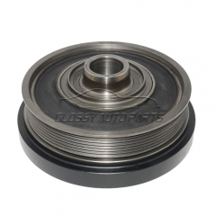 New Crankshaft Pulley LHG100580 For Land Rover Defender Cabrio Discovery 2 MK2 MK II 2.5 Td5 15P