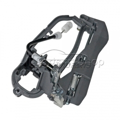 New Rear Right Door Handle Carrier For BMW X5 E53 2000-2006 51 22 8 243 636 51 21 8 243 636 51228243636 51218243636
