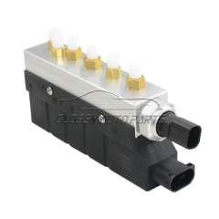 Air Suspension Solenoid Valve Block For Jaguar XJ XJR XJ6 XJ8 X350 X358 Vaden Plas 2W933B486AA C2C35166