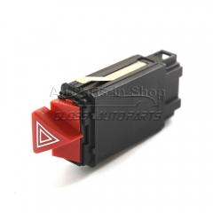 Hazard Warning/Emergency Flasher Light Switch for Audi A4 S4 A6 S6 RS6 Allroad Quattro C5 Brand New 8D0941509H 8D0 941 509 H
