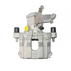 Rear Left Brake Caliper Solid Type For Opel SAAB 9-3 03-12 542093 5542115 93172182 12800334