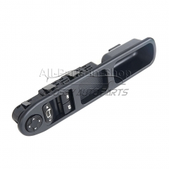 1 x Pc Front Driver Side Master Window Panel Switch Power Window Switch for Citroen C3 Peugeot 207 6554QC 6554.QC