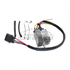 New 4F0959501E,4F0959501G,4F0959501A,4F0959501C For Audi A6 allroad 2.0 TDI/TFSI Control Unit, Electric Fan (Engine Cooling)