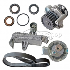 038109309C For Audi Seat Skoda VW 1.9 2.0 TDI PD Diesel Hydraulic Tappet Lifter +Timing Belt &Water Pump Tensioner KIT+Camshaft