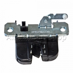 6Q6827505E Bootlid Tailgate Rear Trunk Lock Latch For VW Polo 9N3 9N Hatchback 2002-2008  DLM0110  6Q6 827 505 E