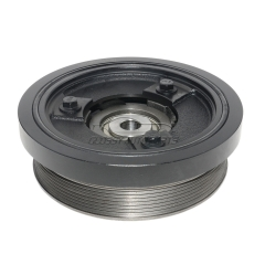 Crankshaft Pulley For Land Rover Defender Cabrio Discovery 2 MK2 MK II 2.5 Td5 15PLHG100580