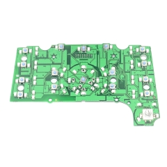MMI Multimedia Interface Control Panel Board For Audi A8 A8L S8 VW 4E1 919 612 4E1 919 612 B 4E1 919 612 H 4E1 919 612 M 4E1 919 612 G