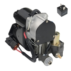 Air Suspension Dunlop Compressor Pump For RANGE ROVER L322 2006 - 2009 3.6 TDV8 LR025111