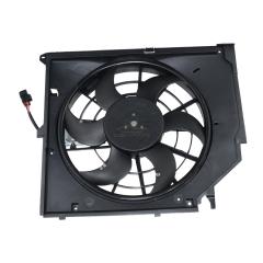Radiator Fan ForBMW 325i 328i 330i E46 17 11 7 561 757 17117561757 17 11 7 503 761 17117503761 17 11 7 503 763 17117503763 17 11 7 516 813 17117516813
