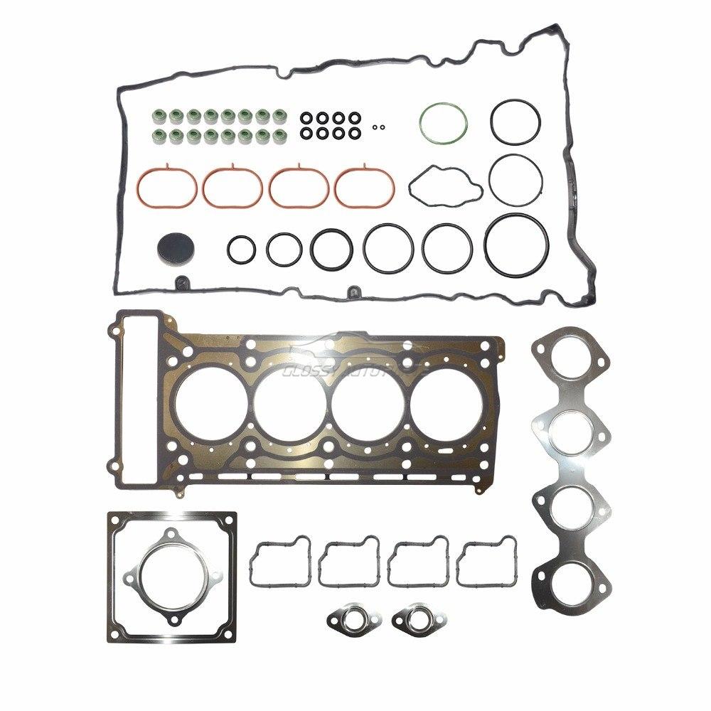 Camshaft Head valve SET for Mercedes Benz C180 C200 C230 E200 Compressor M271 1.8 L