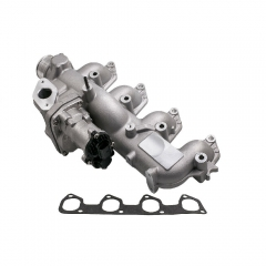 EGR valve EGR Exhaust gas recirculation manifold For Ford Focus II/C-Max Galaxy Mondeo IV Tourneo/Transit Connect 1.8TDCI 4M5Q9424CD 1563296 1113080