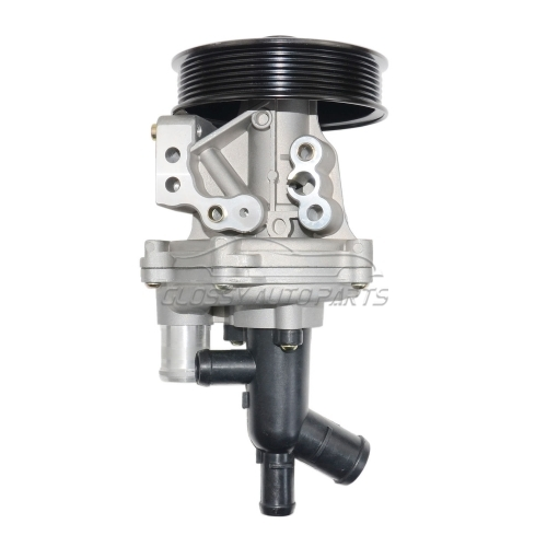 Water Pump With Connector For LAND ROVER LR004799 Ford Transit 2000 - 2014 MK6 MK7 2.4 1701415 1096556 1455679 2U1Q8A558BB 1308453 4436393