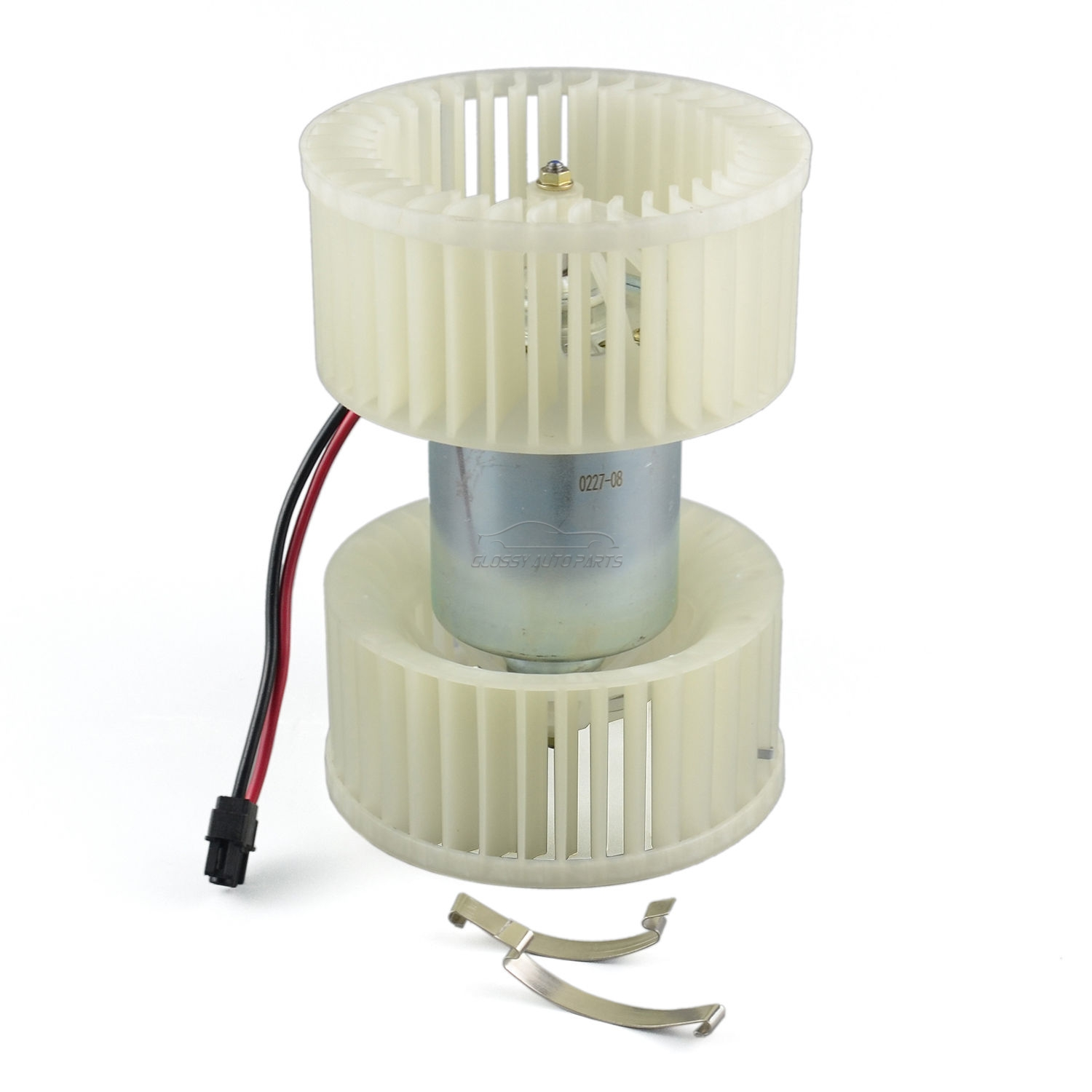 Heater Blower Motor w// Dual Fan Cage for BMW 3 Series M3 318 w// Air Conditioning