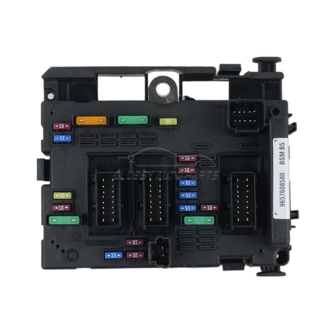 Fuse Box On Citroen Picasso