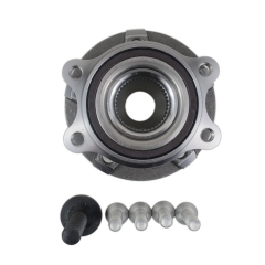 Front Left or Right Wheel Hub & Bearing For Audi A4 A5 A6 A8 Q5 2007-2018 4H0498625