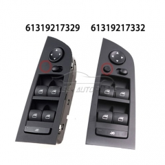 Window Lifter Switch For BMW E90 318i 320i 325i 335i  61 31 9 217 329 61 31 9 217 332  61319217329 61319217332 Left