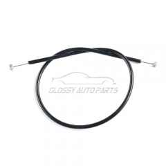 Bowden Cable Engine Hood Release Cable For BMW 528i 540i 51 23 8 176 596 51238176596