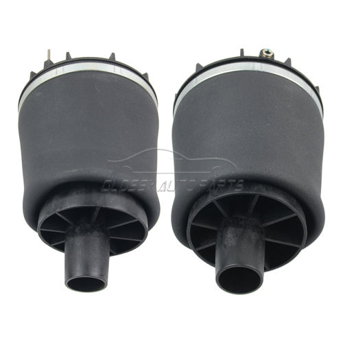 Rear Left+Right Pair Air Spring For Cadillac DTS Luxury 4.6L 15877065 15877066
