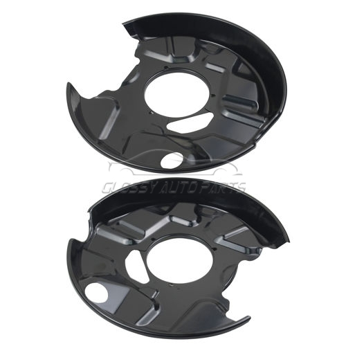 Rear Brake Disc Splash Panel For Mercedes E-CLASS Saloon W124 Coupe C124 A 202 420 14 44 A 202 420 15 44 2024201444 2024201544