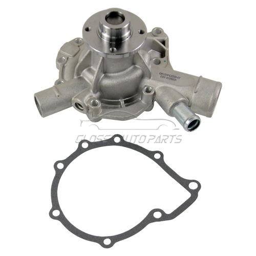 Water Pump With Gasket For Mercedes C-CLASS Saloon W203 Break S202 SLK R170 CLK C208 C209 1112004201 1312314