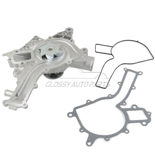 Engine Water Pump with Gasket For Mercedes-Benz V251 W463 W220 1122000123 1122020110 1122001101 1122001401 1122000901