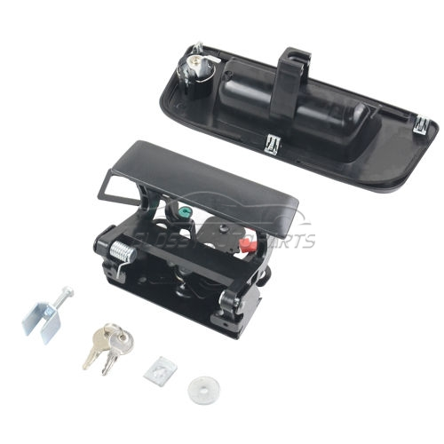Tailgate Lock Kit For Chevrolet Silverado GMC Sierra 22755305