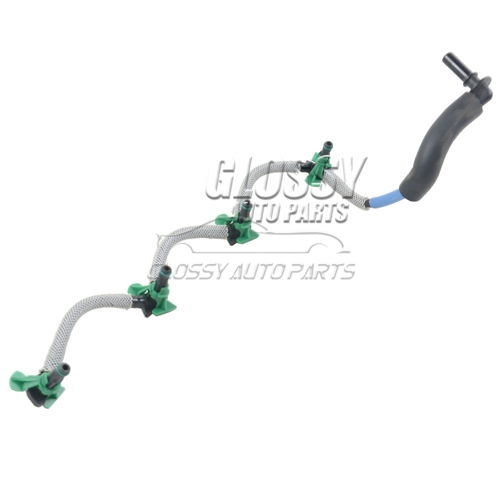 Fuel Leak Off Pipe Return Hose For Citroen BERLINGO C3 II C4 DS3 1574.JK 1574.EN 1574JK 1574EN 15444 92093 85088 T492093 V22-0635