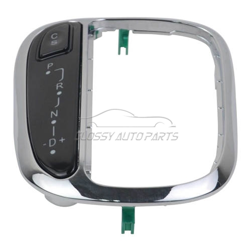 Center Auto Shifter Trim Cover For Mercedes W203 C209 A 203 267 22 88 A 203 267 19 88 2032672288 2032671988