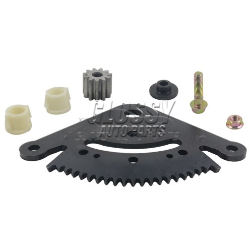 Carburetor Repair Kit For JOHN DEERE LA130 LA135 LA140 LA145 STEERING SECTOR GEAR PLATE AND PINION GEAR GU5785GE100HF